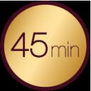 Massage Relaxant aux Huiles  (durée: 45 Minutes)